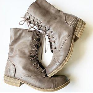 American Rag combat boots sz 10